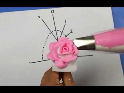VIDEO   FLORES EM GLACE REAL