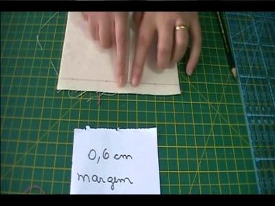 Oficina de Ideias da Tianinha - Costura de Máquina feita a Mão
