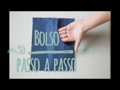 Como pregar bolso ::: Aprender a costurar