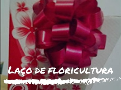 Aula - como fazer a famosa Flor de Floricultura #133# Fátima Paulista