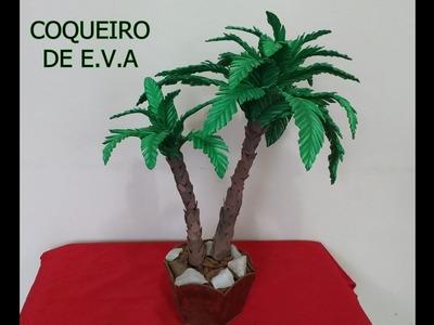 Coqueiro de E.V.A