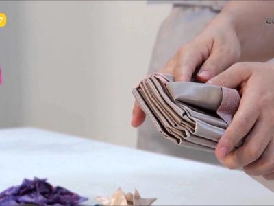 Curso online de Origami em Tecido | eduK.com.br