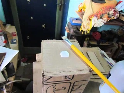 Reciclando Papelão com Polimerização em Verniz