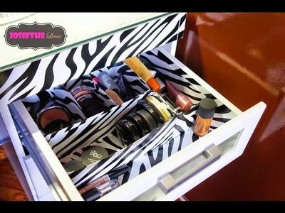 ♥ FAÇA VOCÊ MESMO: Divisórias de caixa de sabão em pó ♥