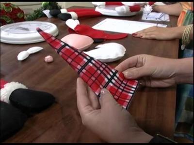 Mulher.com - 07.11.2012 - Amanda Lousada - Relógio Papai Noel 01