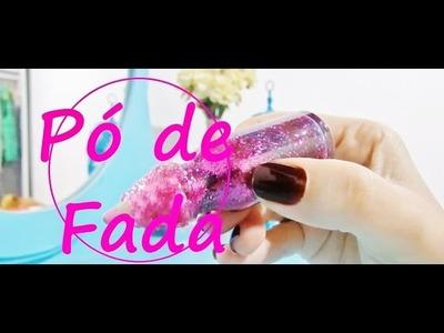 Lápis Pó de Fada - DIY #SemanaTodaComMadú