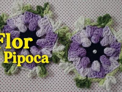 Flor Ponto - Pipoca - com a Lourdes #TC