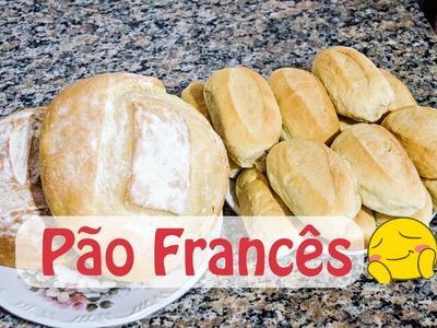 Pão Francês ou de Sal - Meu Pai é o Padeiro