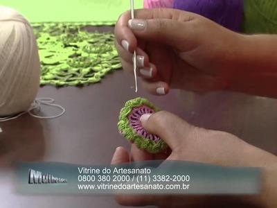 Mulher.com 18.02.2014 Maria José - Crochê Parte 2.2