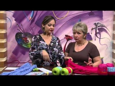 Mulher.com - 21.09.2015 - Blusa Valdelice em tricô -Vitória Quintal PT2