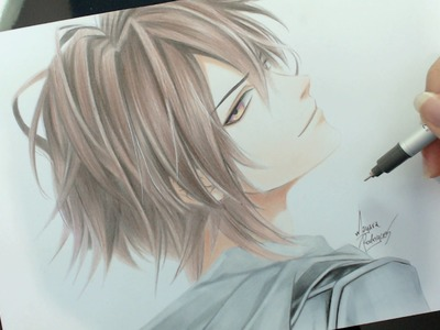 Speed Drawing - Shin (Amnesia)