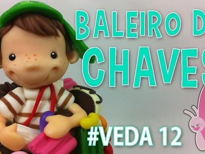 DIY-  Baleiro do Chaves - Sah Passa o Passo #VEDA 12