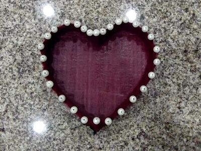 DIY - Caixa coração | Especial Dia das Mães