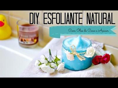 DIY Como Fazer Esfoliante Caseiro | Natural | Dica De Presente | Dia Das Mães | Rafa Rocha