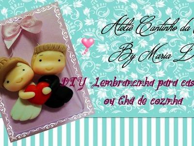 DIY - Lembrancinhas de casamento   parte 2