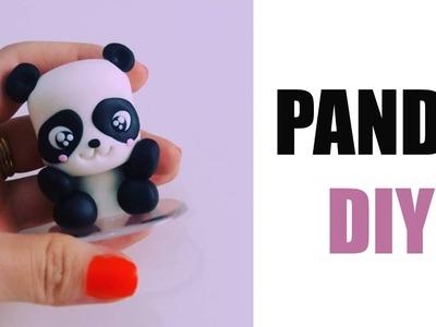 DIY - Panda Kawaii em Biscuit *--*