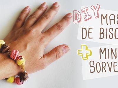 DIY: Mini Sorvete e Receita de Biscuit! Por Isabelle Verona