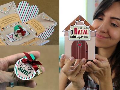 DIY: O Natal está à porta | Presente de Natal com significado