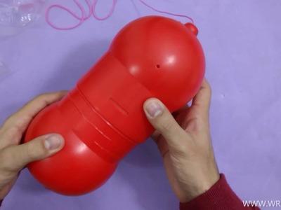 Embalagem para colocar novelo de linha de crochê