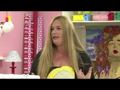 Ateliê na TV - Rede Brasil - 03.11.2016 - Cintia Moutta e Ana Paula Brasil