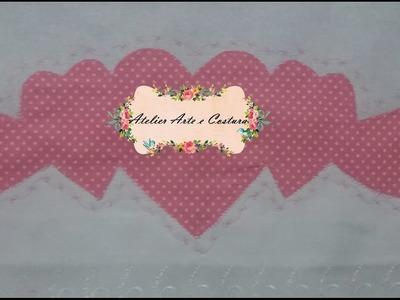 Barrado de coração 3