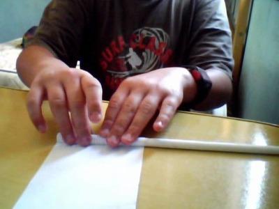Como fazer uma varinha