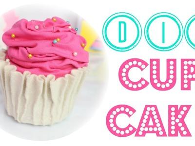 DIY Como Fazer Cupcake Porta Treco | Larissa Vale