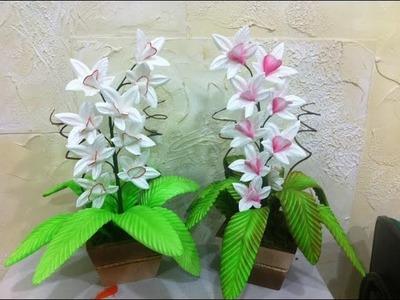 Orquídeas de EVA - Parte 5