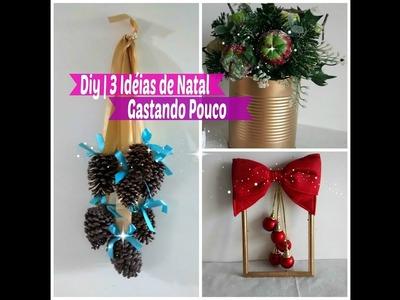 Diy Especial de Natal 3 Idéias de Natal Gastando Pouco   Carla Oliveira