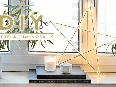 DIY: Estrela luminosa | WESTWING