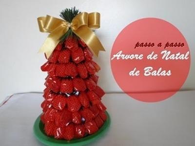 NM Bijoux - Árvore de Bala (Especial Natal)