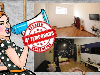 Como decorar a casa com canos de PVC - Socorro, ZAP!