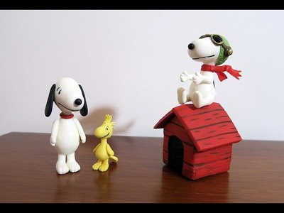 "Biscuit: Snoopy e Woodstock de ""The Peanuts"""