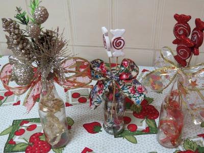 Faça Você Mesma: Arranjo Fácil e Barato para o Natal