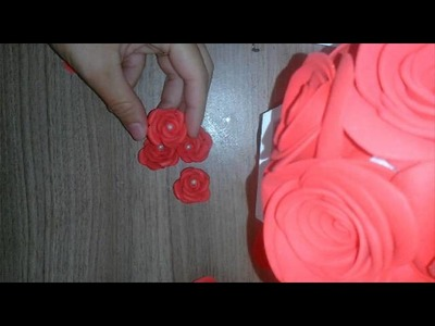 Mini Rosinhas em E.V.A