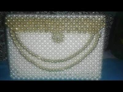 Bolsa de Pérola modelo 2 Parte 1