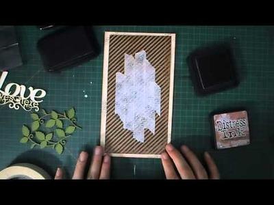 Card Love - Bicho Grillo Tutorial