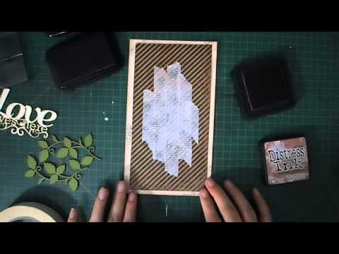 Card Love - Bicho Grillo Tutorial