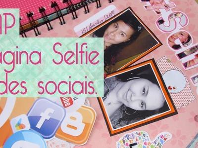 Como ter sucesso redes sociais- Scrapbook by Tamy