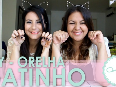 DIY Arco de Gatinho Taylor Swift 21 - wFashionista