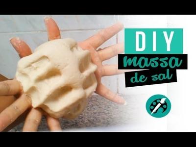 DIY MASSA DE SAL ❤ GEEK TUTORIAIS