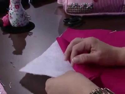 Mulher.com 29.01.2015 Mochila infantil casinha por Mara Uroz Parte 2