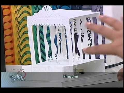 Naomi Uezu no Manhã Gazeta 09.06.2011 parte 1