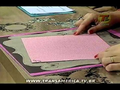 Tv Transamérica - ScrapBook