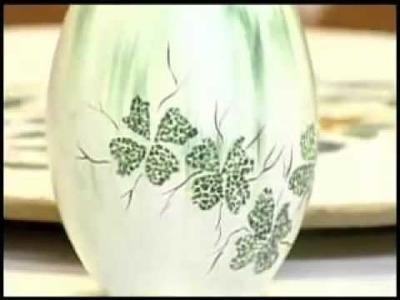 Aprenda a decorar uma cerâmica com casca de ovos - Melhor com você cerâmica