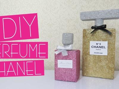 ✄ DIY: Perfumes Chanel e Dior | Iryane Carollyne