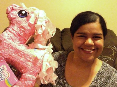 Preparativos de Aniversário, Festa Tema My Little Pony: Parte 2