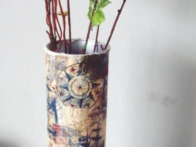Artesanato: Decoração com potes