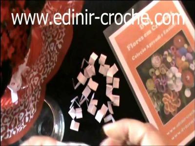 CROCHE - SORTEIO PELO ANIVERSARIO DE 4 ANOS DO BLOG