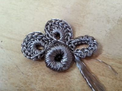 Crochê Tricô - Ao Vivo: Motivo para Crochê Irlandês